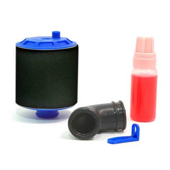 Fastrax 1 / 10ème du filtre à air remodelable - Bleu
